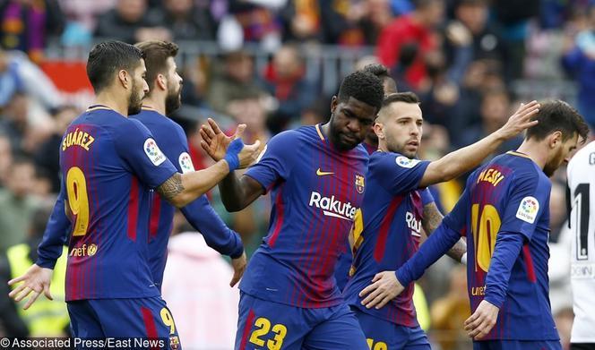 058c5c8eb1 Kluczowy piłkarz FC Barcelona wykluczony z gry na pół roku  Mógł ...