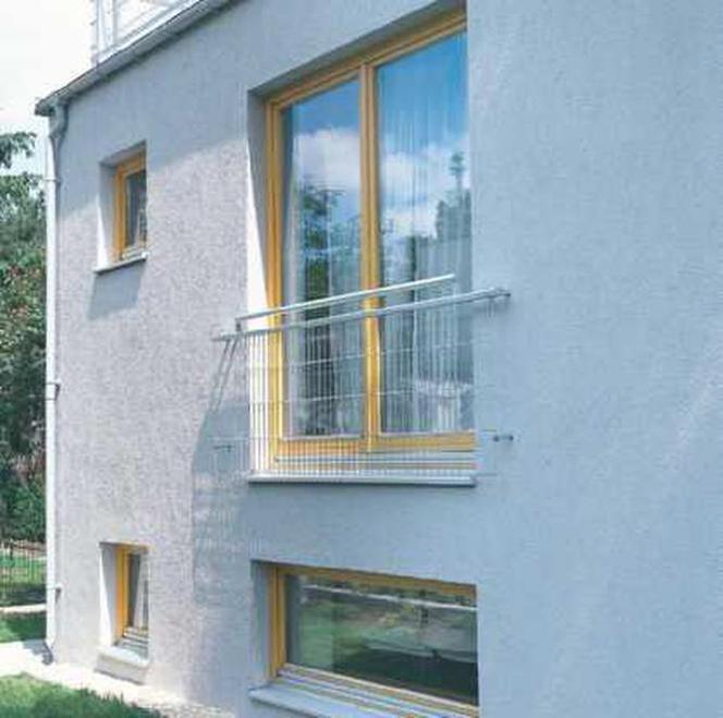 Okna Z Balustradą Jak Zabezpieczyć Portfenetr Muratorpl