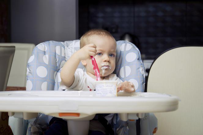 Йогурт в рационе ребенка