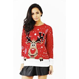 Świąteczne swetry: gdzie kupić swetry z reniferem? Przegląd