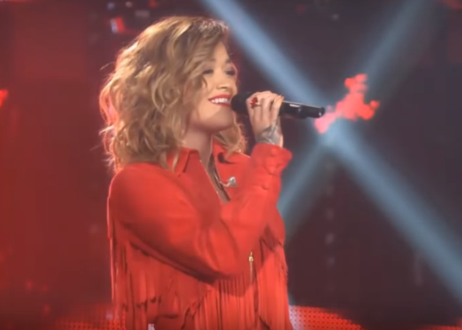 Rita Ora The Voice Of Germany 2021