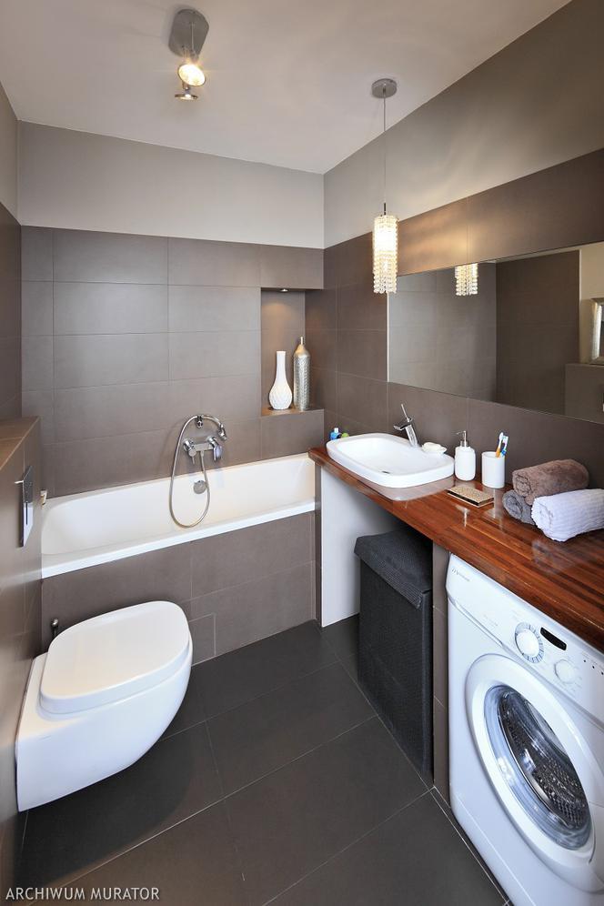 Zabudowa Pralki Jak Ją Wykonać Pralka W łazience Schowana
