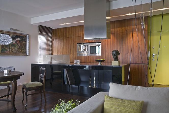 Kuchnia Otwarta Na Salon Powiększy Przestrzeń Do Gotowania Ma