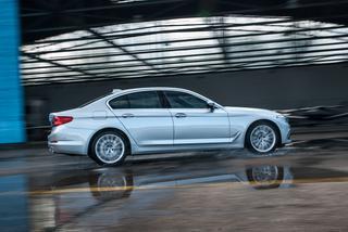 Test Bmw 520d Xdrive Luxury Line Lepsze Wrogiem Dobrego
