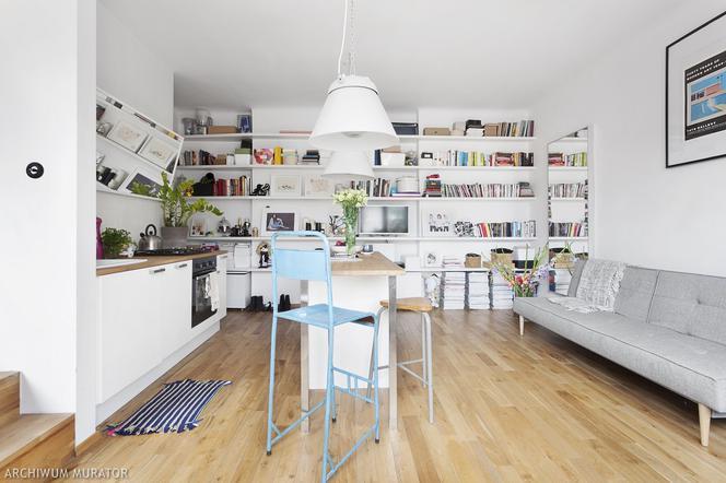 28 Sposobow Na Male I Waskie Kuchnie Kuchnia W Bloku Aranzacje