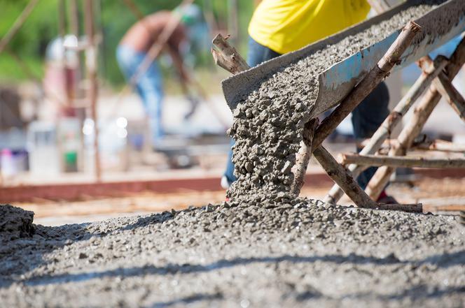 Nowość Jak zrobić beton: budowa domu. Chudy beton - proporcje mieszanki IQ91