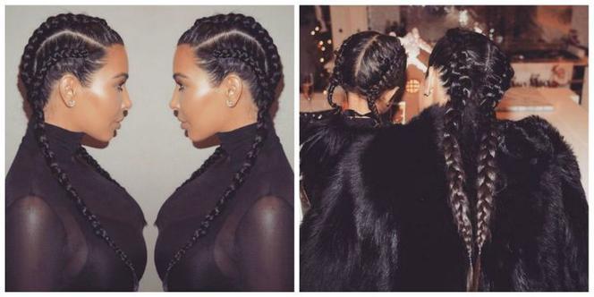 Warkocze Kim Kardashian To Najmodniejsza Fryzura Na Wiosnę I