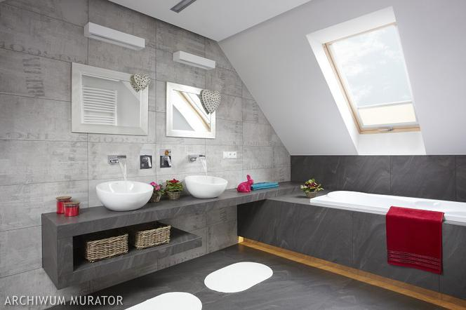 łazienka Na Poddaszu 10 Pomysłów Na łazienki Pod Skosami