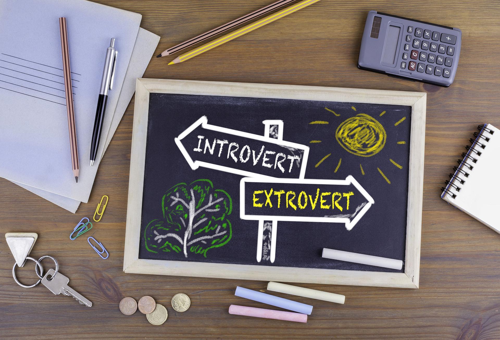 Wskazówki dla introwertyków ekstrawertyków