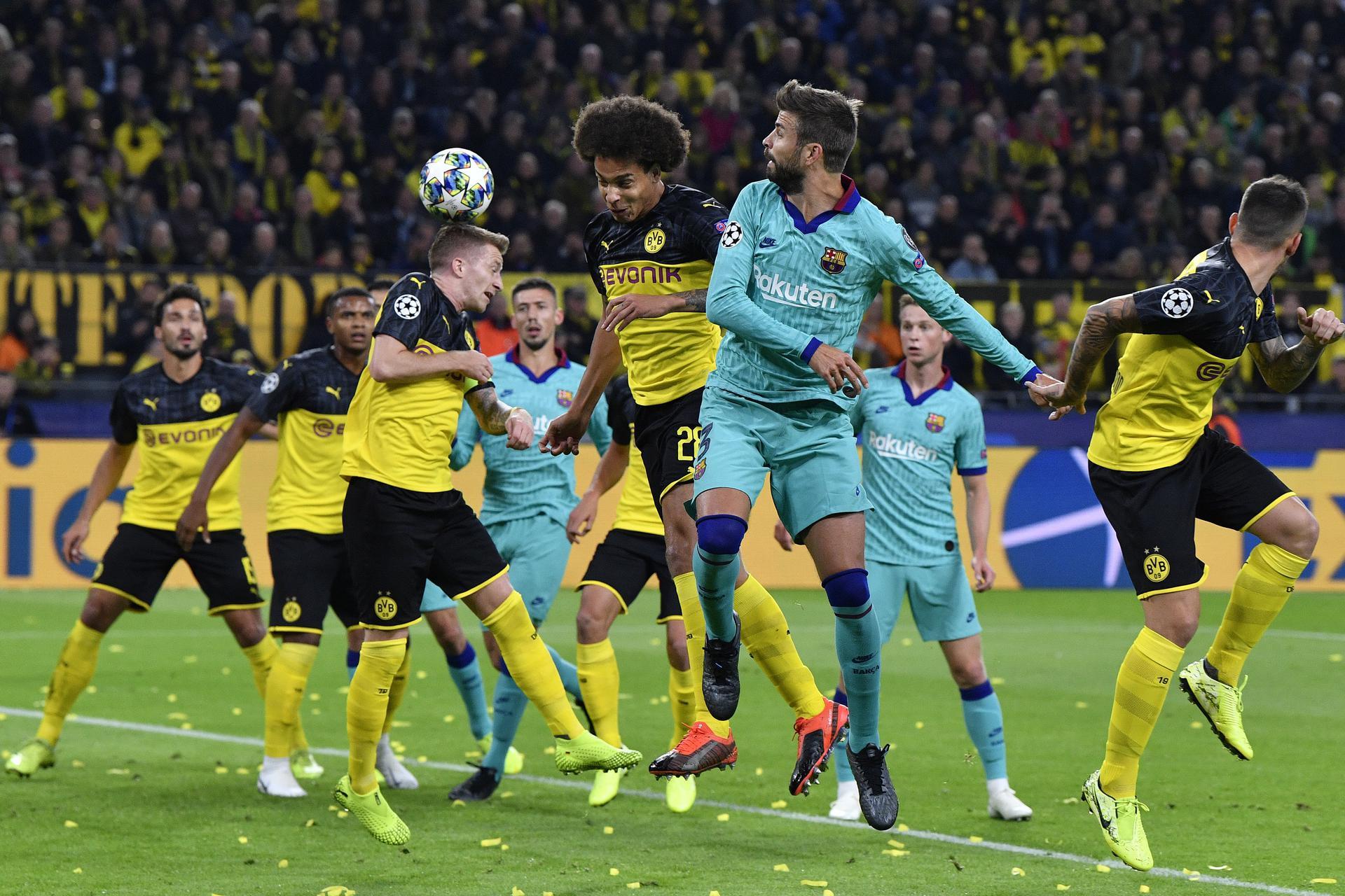 Dortmund Barcelona Fußball