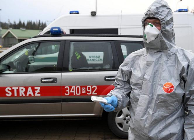 Chroniczne braki środków? Koronawirus w Polsce