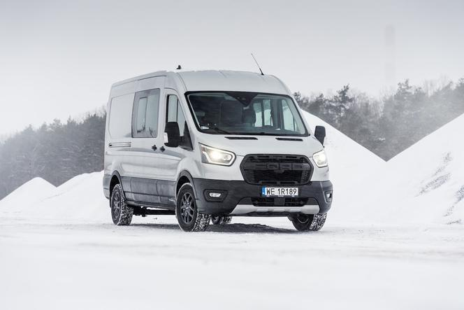 Ford Transit DCiV Trail L3H2 New EcoBlue 2.0 170 KM FWD