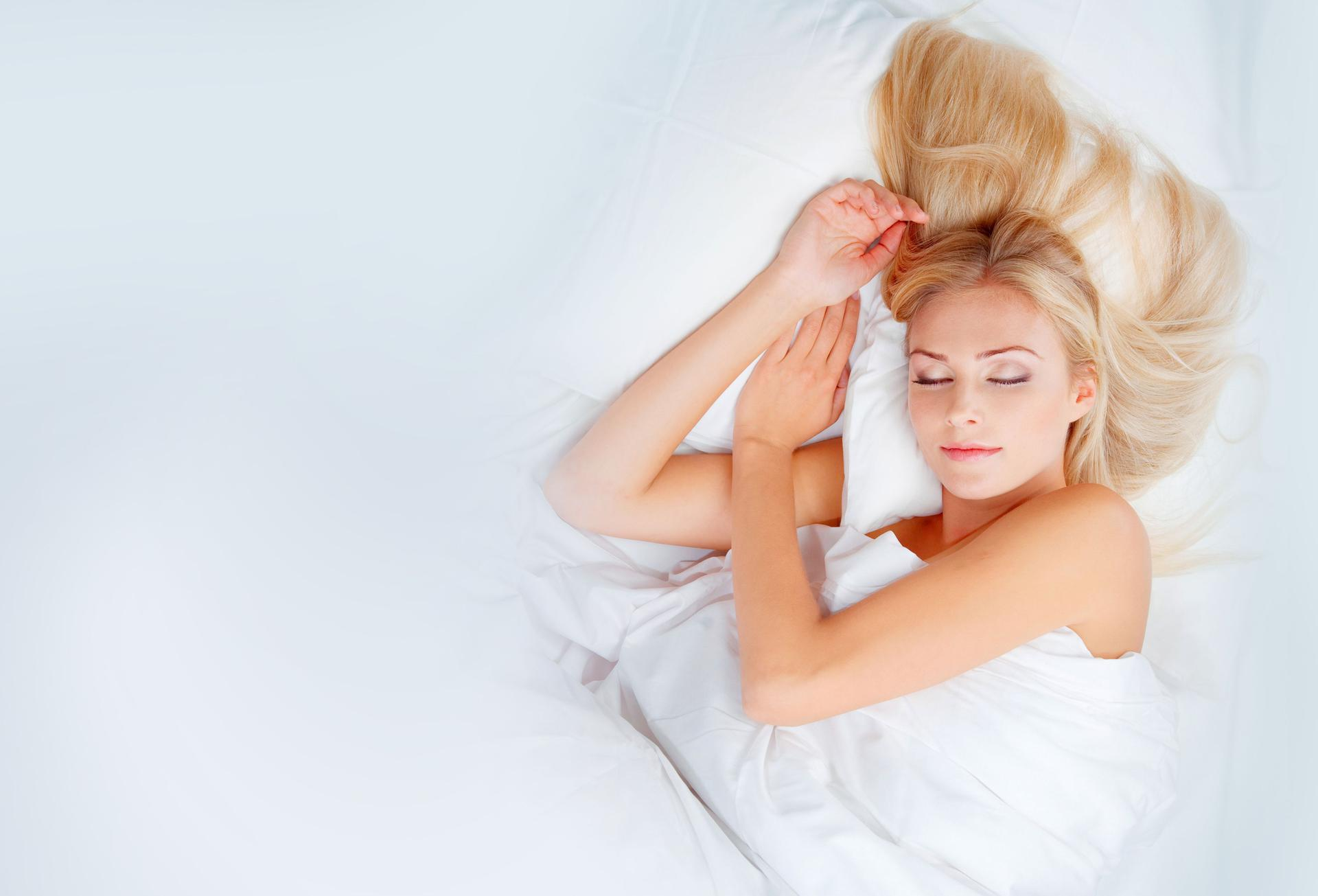 Fryzura Do Spania Co Zrobić żeby Rano Włosy ładnie