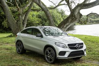Mercedes GLE Coupe w filmie Jurassic World