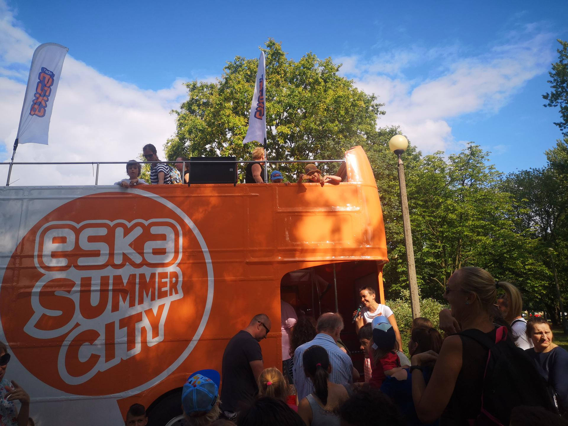 ESKA Summer City Bus