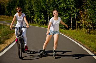 Ile jeździć na rowerze, żeby schudnąć?? - Diety - Mangosteen