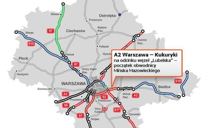 Autostrada A2 Autostrada Wolnosci Juz W 2023 Roku Pojedziemy