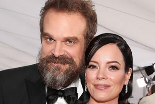 David Harbour z cholernie gorącą Lily Allen szykuje się na SAG Awards! HOT para?