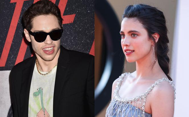 Pete Davidson i Margaret Qualley