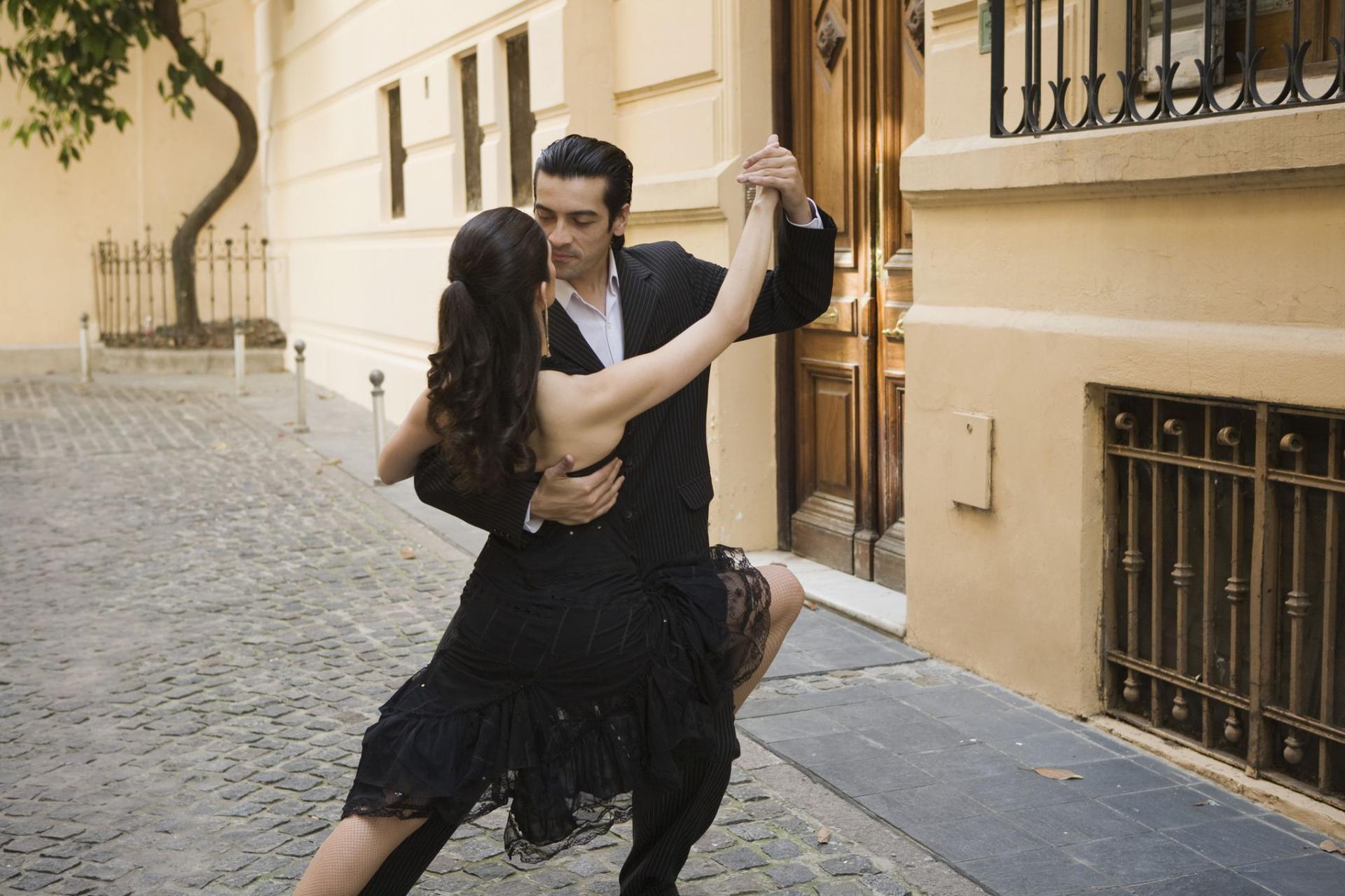 e25603e18cb3 Tango argentyńskie - historia