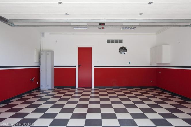 Wspaniały Gres techniczny - najlepszy gres do garażu i pomieszczeń XM33