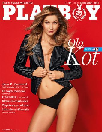 Ola Kot W Playboyu Gwiazda Eski W Seksownej Sesji Foto Video
