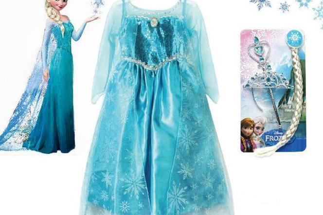 Góra Stroje karnawałowe dla dziewczynek: 10 pomysłów na kostiumy PR45