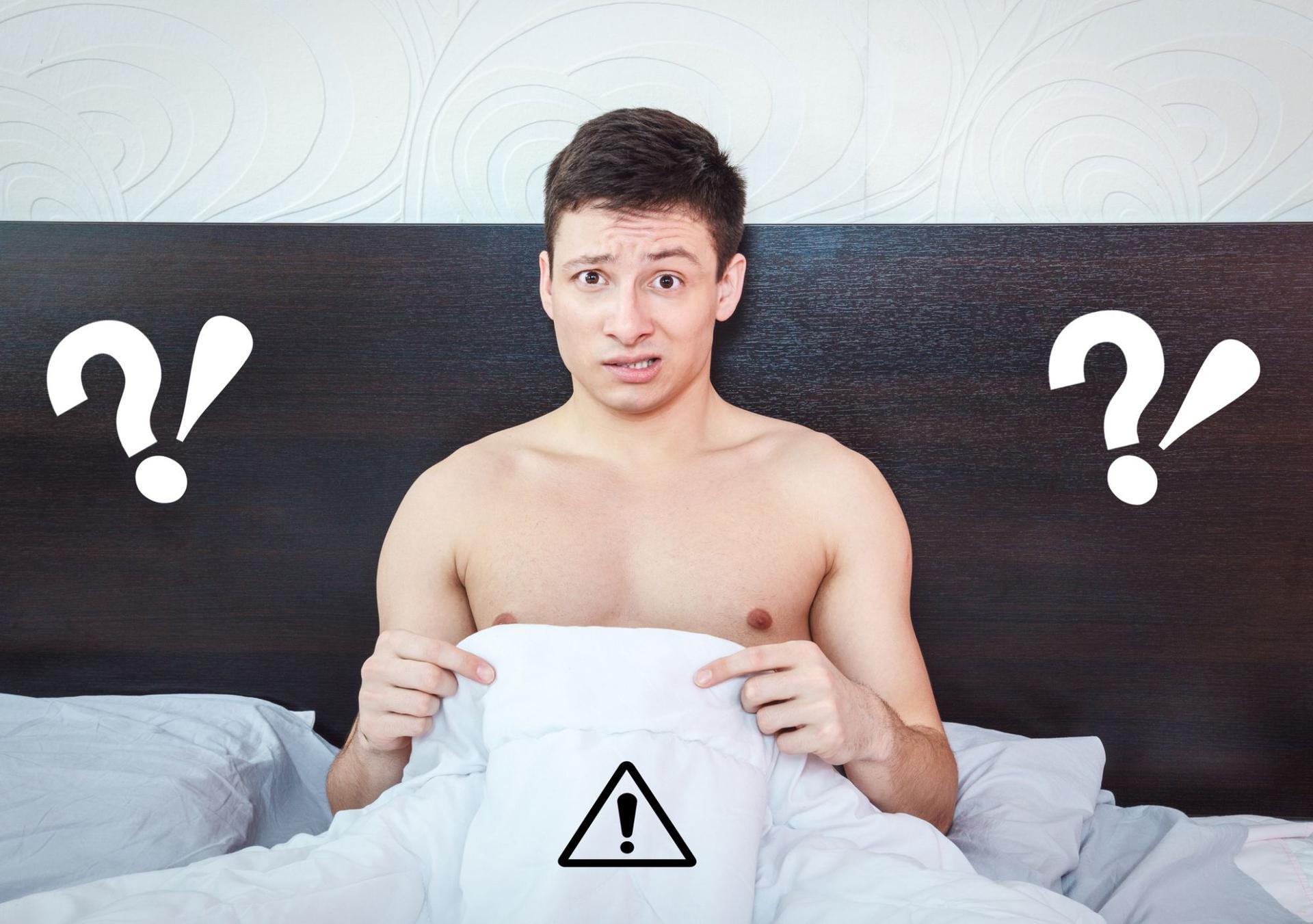Mięśnie czy erekcja? Twój wybór!