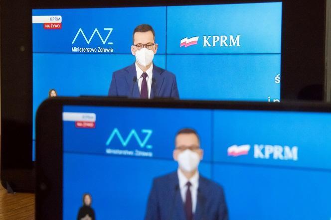 Konferencja premiera 26 stycznia - transmisja. Gdzie oglądać na żywo? - ESKA.pl