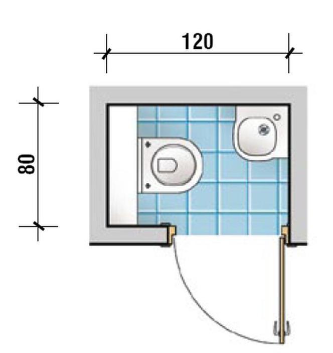 Planowanie Przestrzeni Małej łazienki Propozycje Projektów