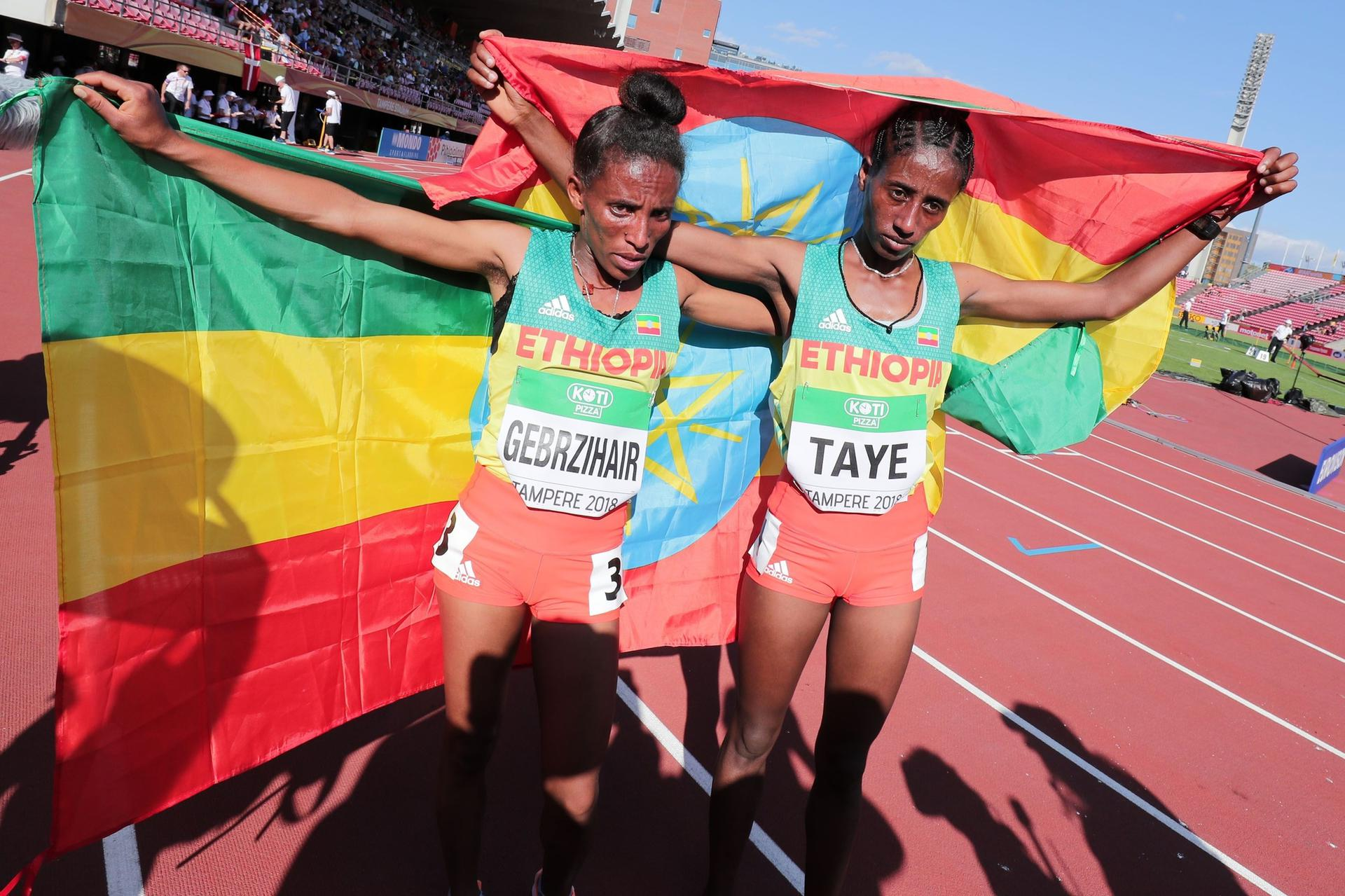 Randki etiopskie