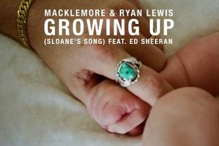 Macklemore feat. Ed Sheeran - Growing Up: piosenka dedykowana córce rapera