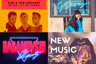 Viki Gabor, Vize & Tom Gregory, Baranovski i inni w New Music Friday w Radiu ESKA!