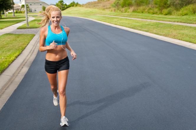 Ile i jak często biegać żeby schudnąć