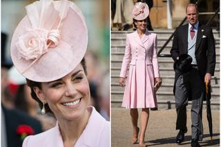 Kate Middleton i książę William na Garden Party