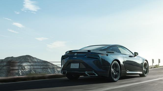 Lexus LC 500 Aviation (2021)