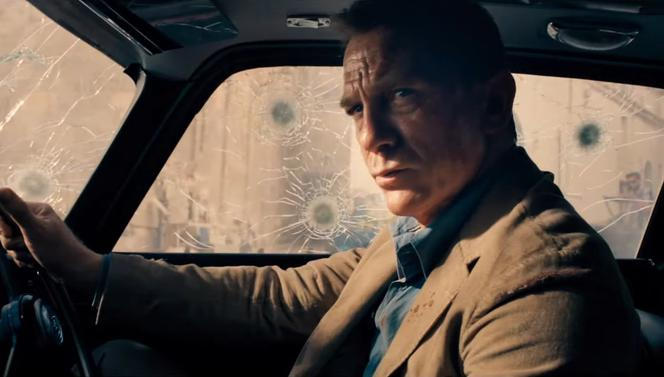 Daniel Craig w No Time To Die - pierwszy trailer