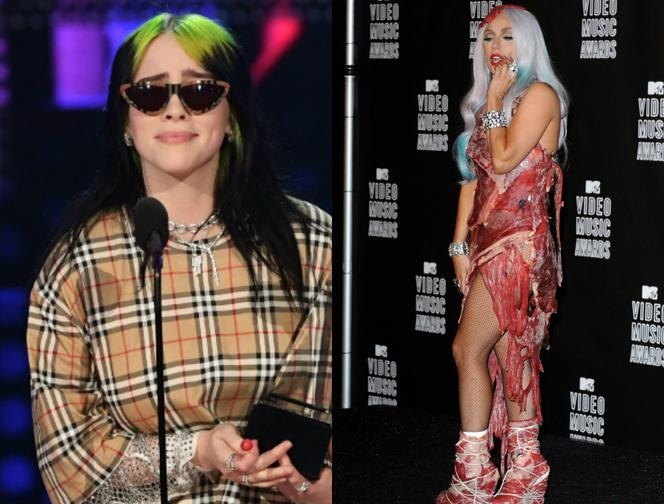 Billie Eilish, Lady Gaga
