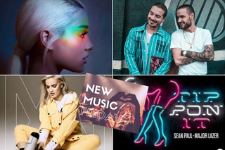 Hity wiosny 2018: Ariana Grande, The Chainsmokers i inni w New Music Friday w Radiu ESKA!