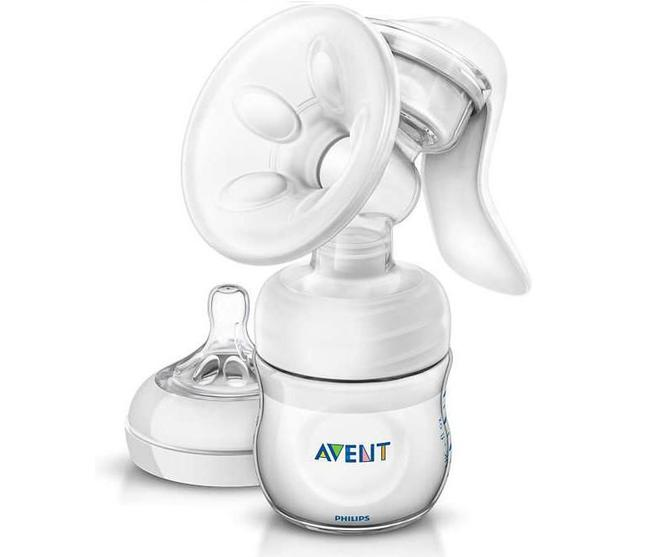Laktator ręczny Philips Avent Natural
