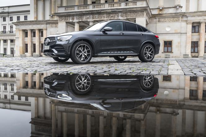 Mercedes-Benz GLC Coupe 300e 9G-Tronic 4MATIC