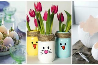 Wielkanocne Dekoracje Na Stół Jak Ozdobić Stół Na święta Super