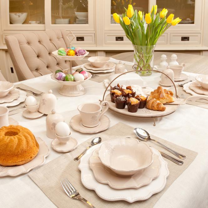 Wystrój Domu Na Wielkanoc Tkaniny Kolory świąteczne