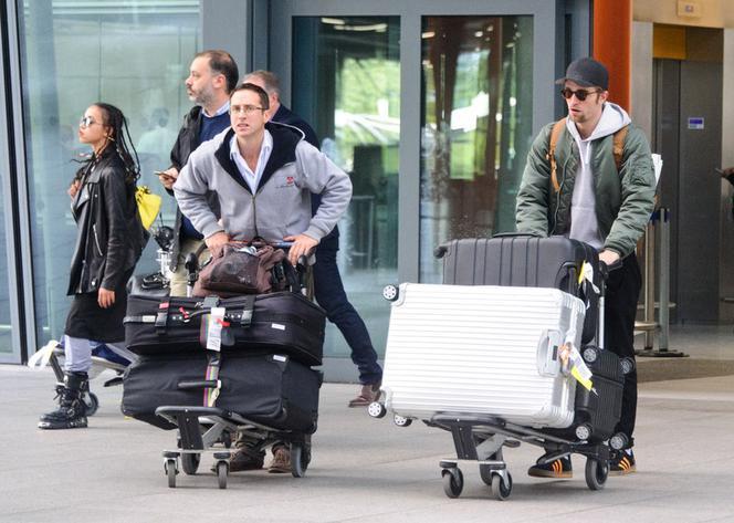 Robert Pattinson, który się umawia