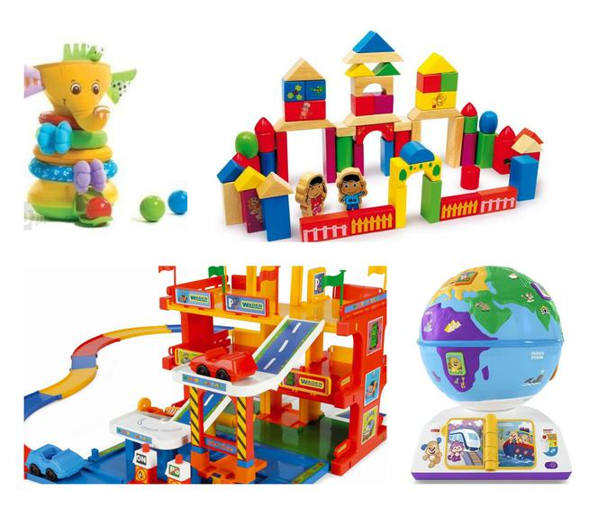 Zabawki dla chłopców: co wybrać na prezent dla chłopca? [TOP