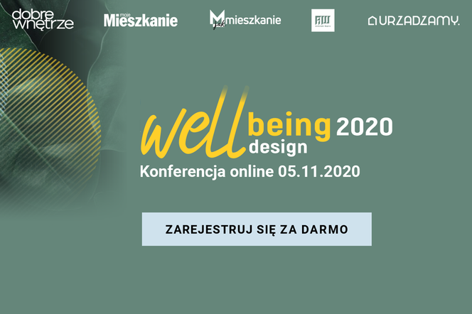 Well-being Design – Konferencja online 05.11.2020