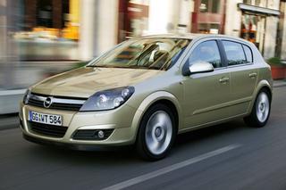 Opel Astra Iii Opinie Test Dane Techniczne Spalanie