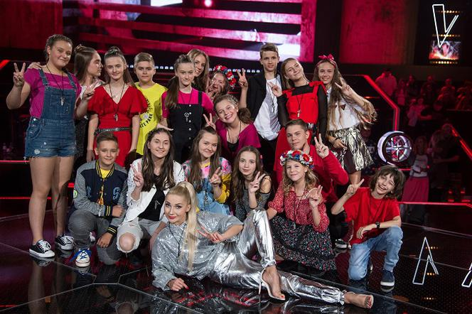 Cleo z The Voice Kids