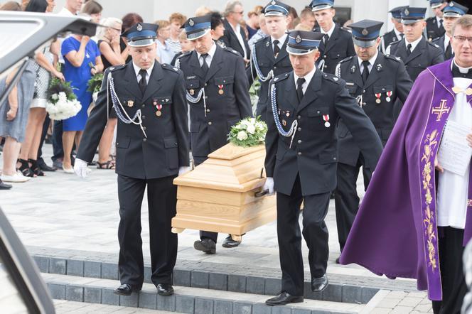 Funeral in Sulmierzyce.