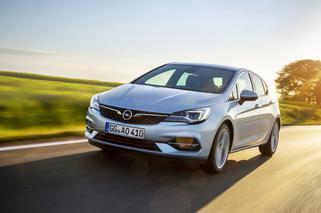 Opel Astra Po Zmianach Polski Cennik Rocznika 2020 Z 3